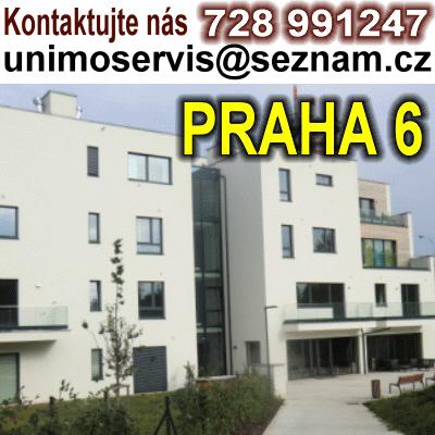 Sídlo Praha 10