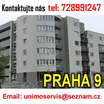Sídlo Praha 9
